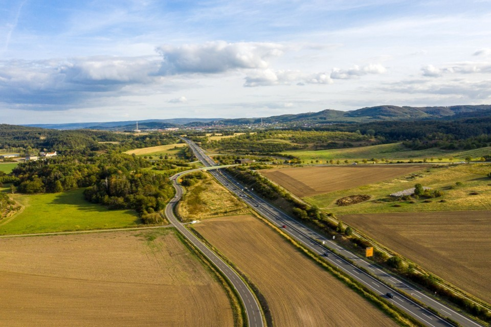 Infrastruktur Harz Fotograf Unternehmensfotograf Luftbild Blankenburg