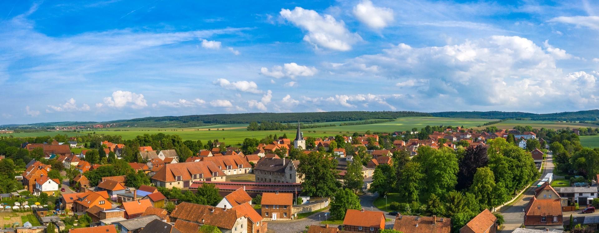 Luftbildfotograf Immobilienfotografie Unternehmensfotgrafie Drohnenbilder Harz