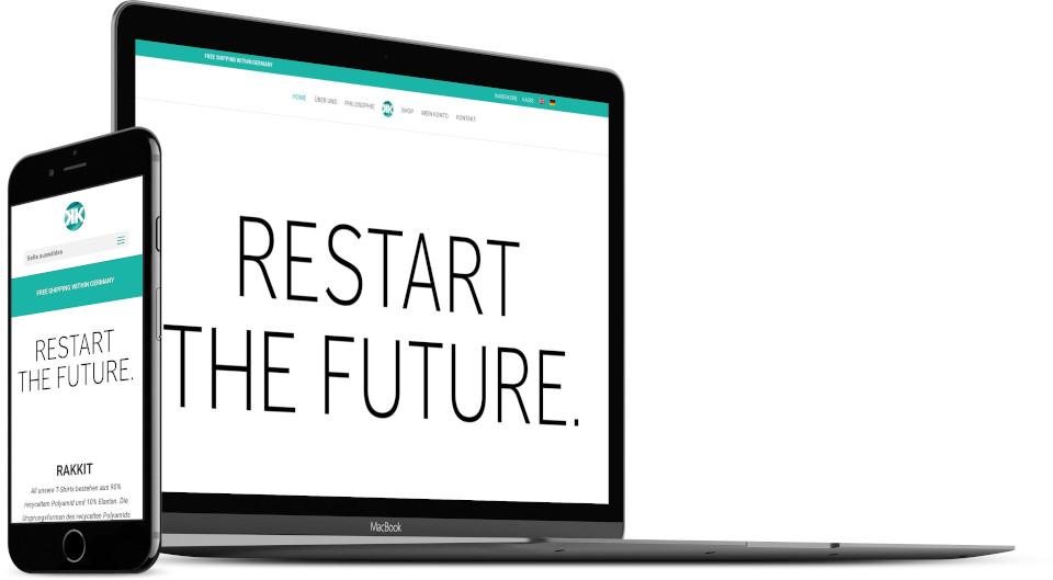 Webdesign Harz Webshop Startup