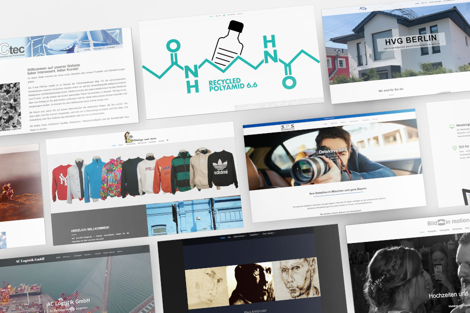 Webdesigner Harz