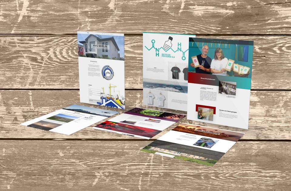 Webdesign Harz, Homepage und Onlineshop in Gatersleben gestalten lassen