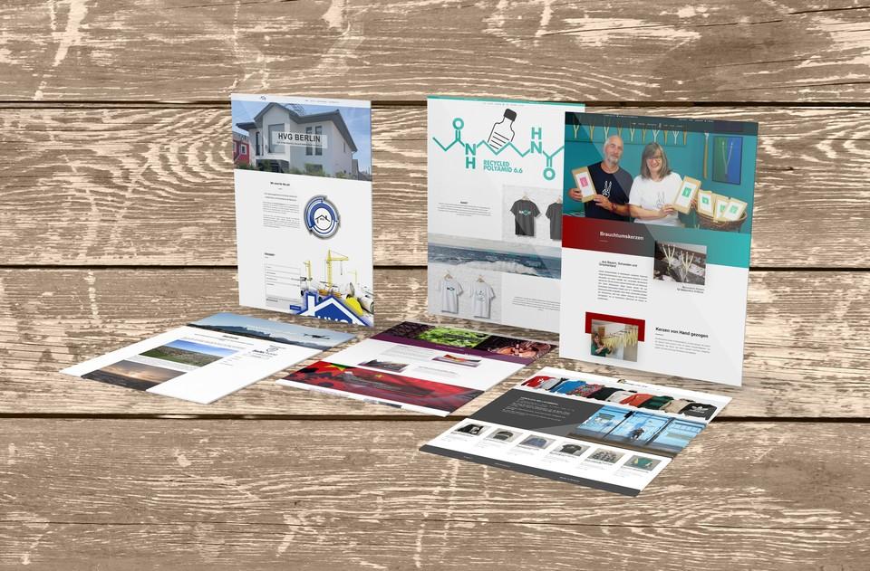 Webdesign Hörden am Harz, Homepage und Onlineshop gestalten lassen