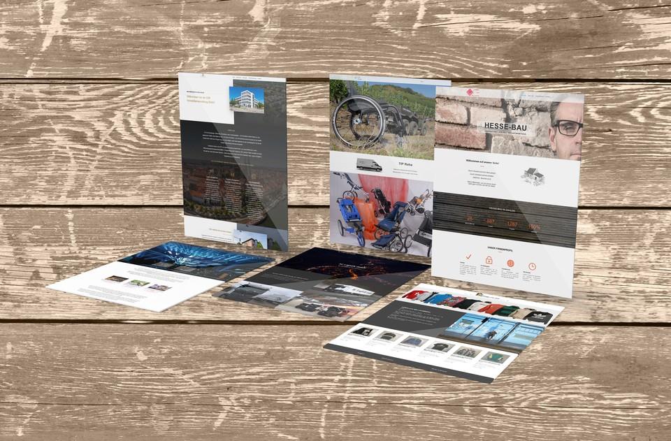 Webdesign Harz, Webdesigner für Homepage in Holle erstellen lassen