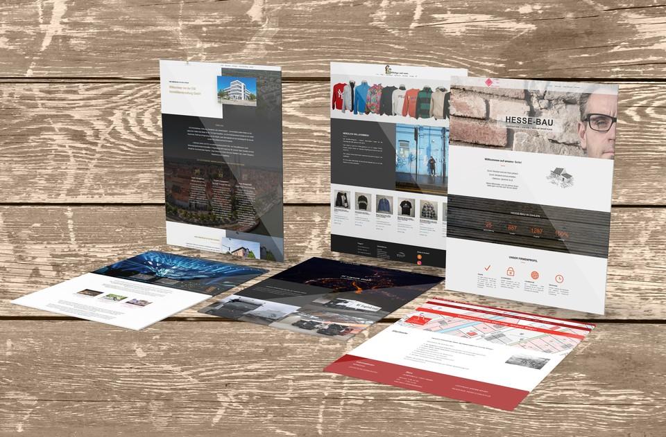 Webdesign Harz, Webdesigner für Website in Berga erstellen lassen