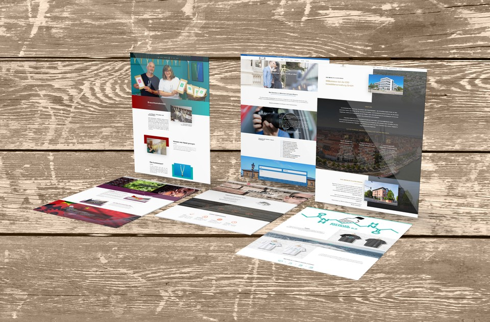Webdesign und Homepage & Webshop Programmierer in Oker