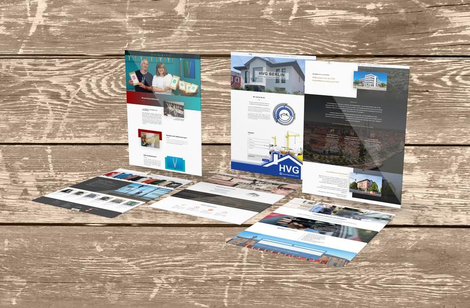 Webdesign und Webseite & Webshop Programmierer in Anderbeck