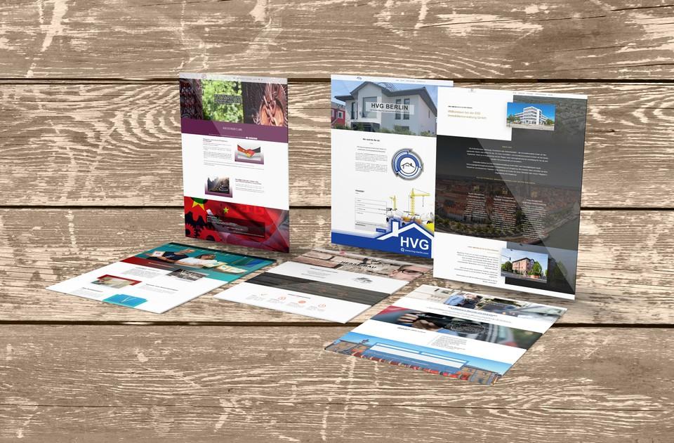 Webdesign und Homepage & Onlineshop Programmierer in Braunsbedra