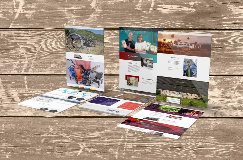 Webdesign und Website & Onlineshop Programmierer in Rübeland