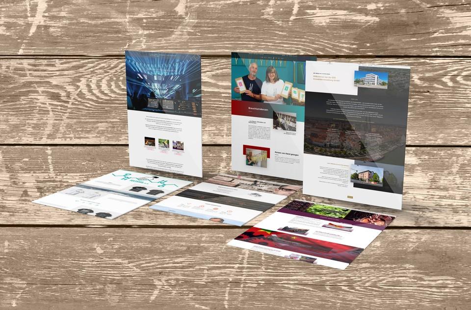 Webdesign und Homepage in Teutschenthal erstellen lassen