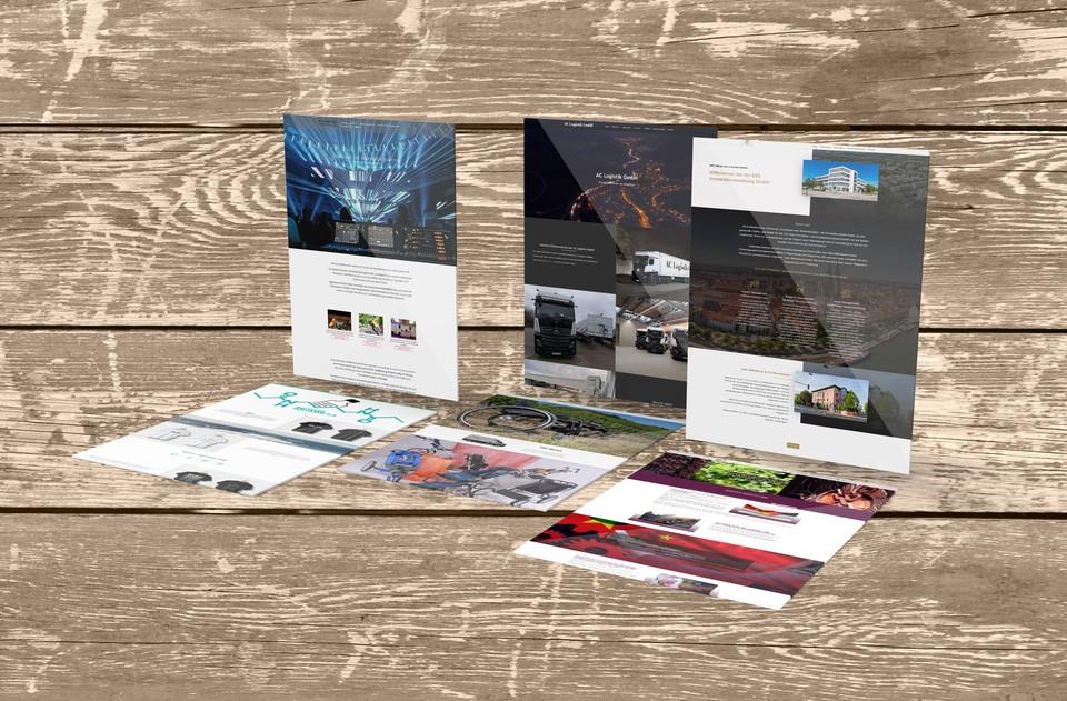 Webdesign und Website in Kissenbrück erstellen lassen