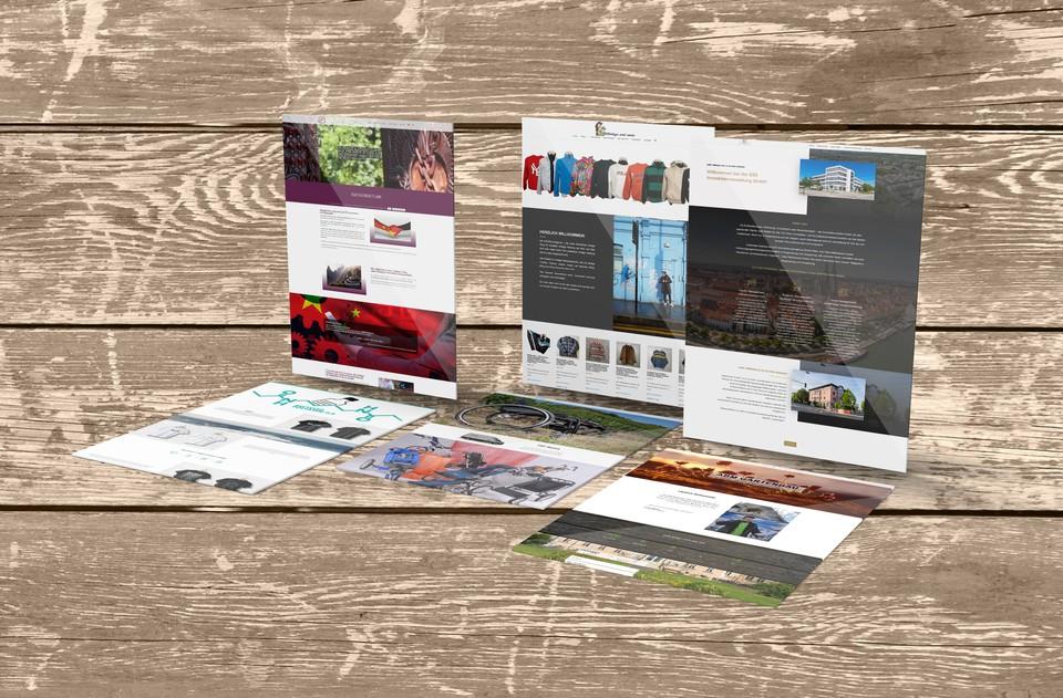 Webdesign Harz, Website und Webshop in Gotha gestalten lassen