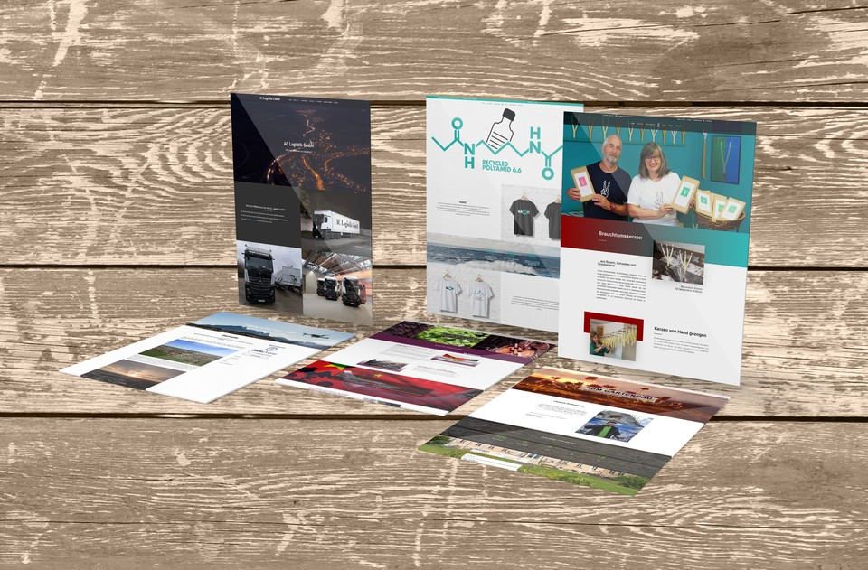 Webdesign Harz, Website und Onlineshop in Klostermansfeld gestalten lassen