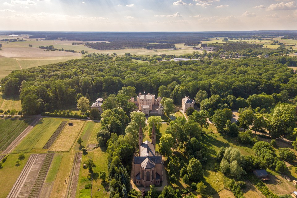 Luftbildservice Drohnenbild Luftbild Haus von oben Luftbildfotografie Harz