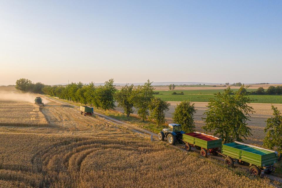 Luftbildservice Drohne und Industriefotograf in Hedeper