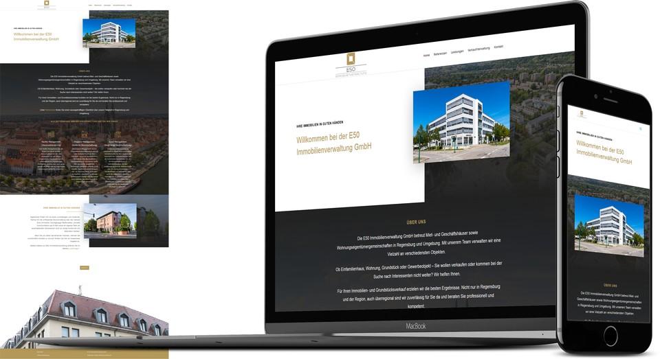 Webdesign - Website und Onlineshop erstellen lassen