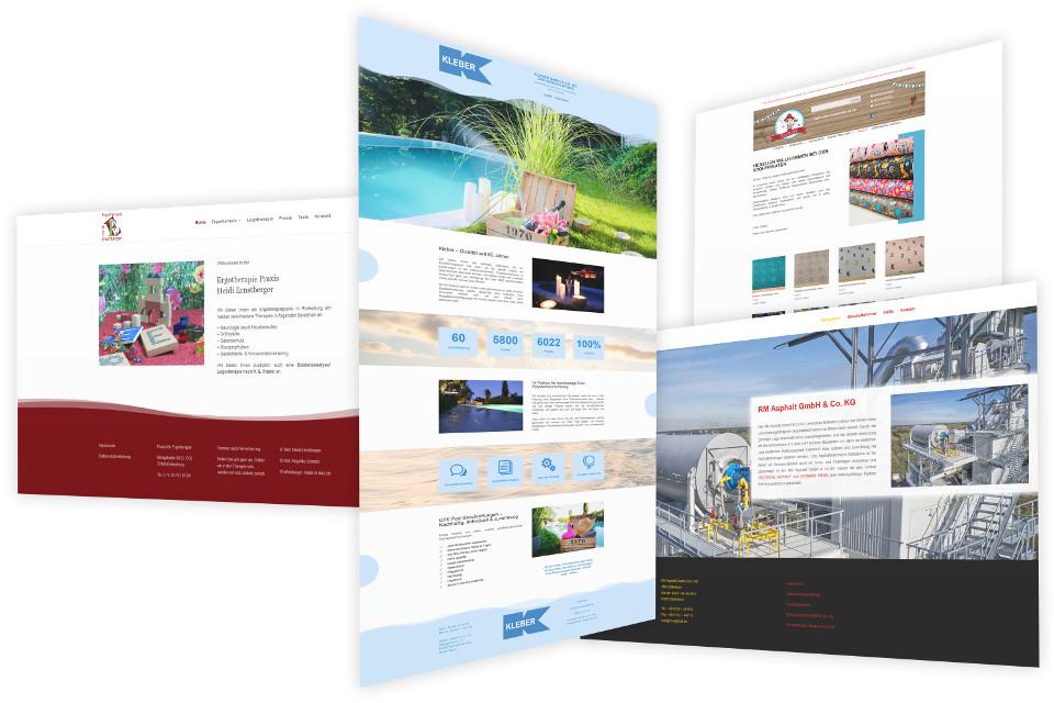 Webdesign Harz, Homepage und Onlineshop in Drübeck gestalten lassen