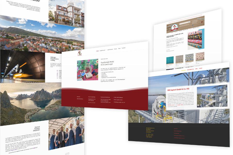 Webdesign Pöhlde, Homepage und Onlineshop gestalten lassen