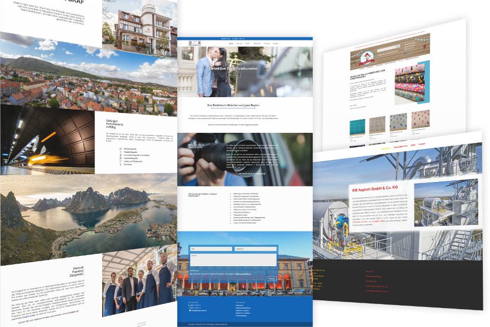 Webdesign Harz, Webprogrammierung in Sickte Website