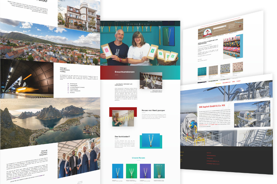 Webdesign Harz, Webprogrammierer in Söhlde Website