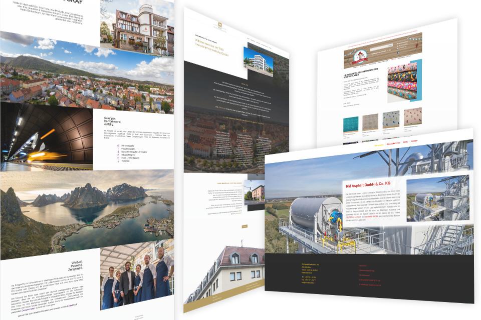 Webdesign Harz, Webdesigner für Homepage in Frose erstellen lassen