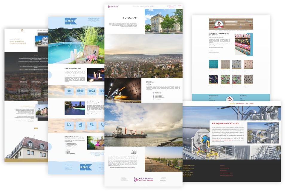 Webdesign Harz, Webdesigner für Webseite in Helbra erstellen lassen