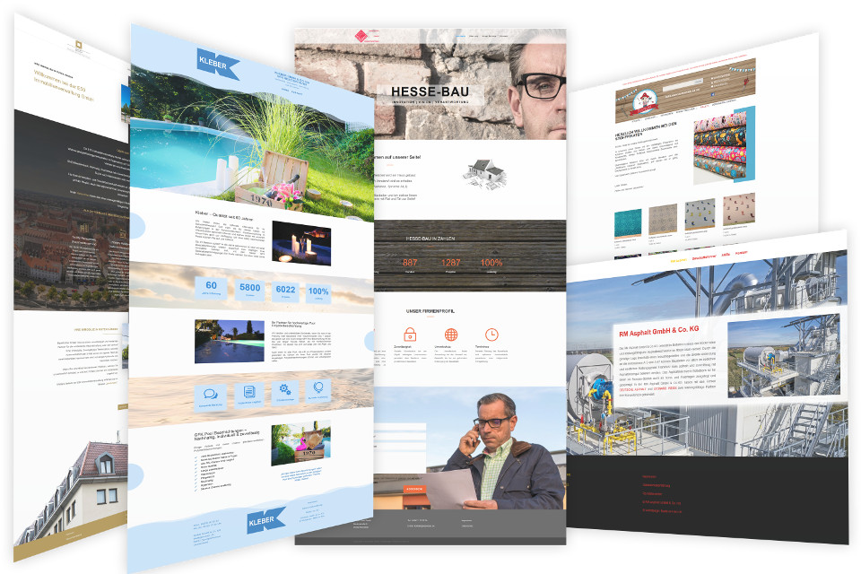 Webdesign Harz, Webdesigner für Webseite in Haldensleben gestalten lassen