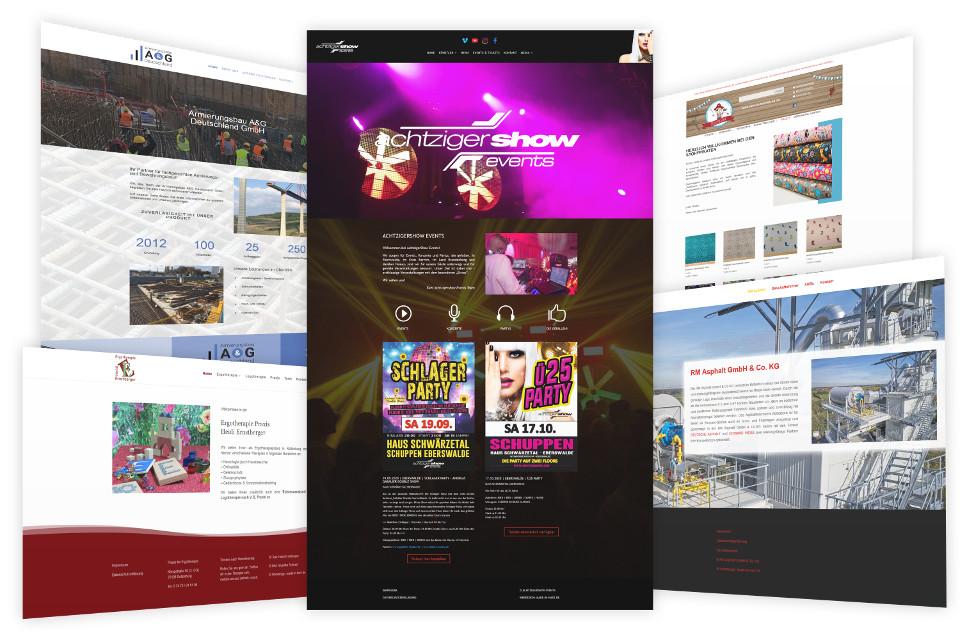 Webdesign Darlingerode Webdesigner