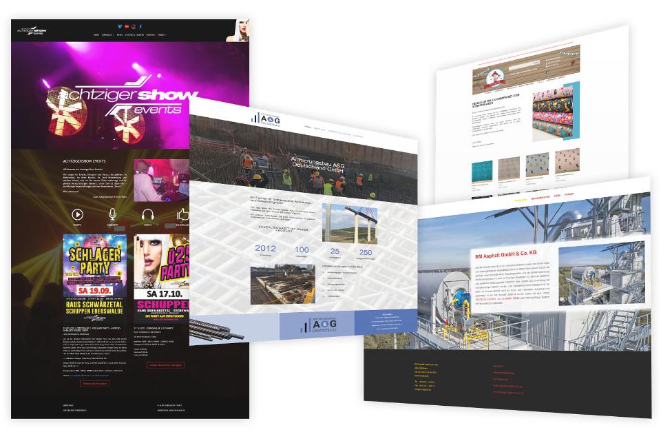 Webdesign Harz, Website und Webshop in Apolda erstellen lassen
