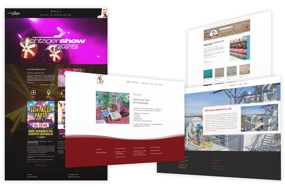 Webdesign Harz, Website und Webshop in Schöppenstedt gestalten lassen
