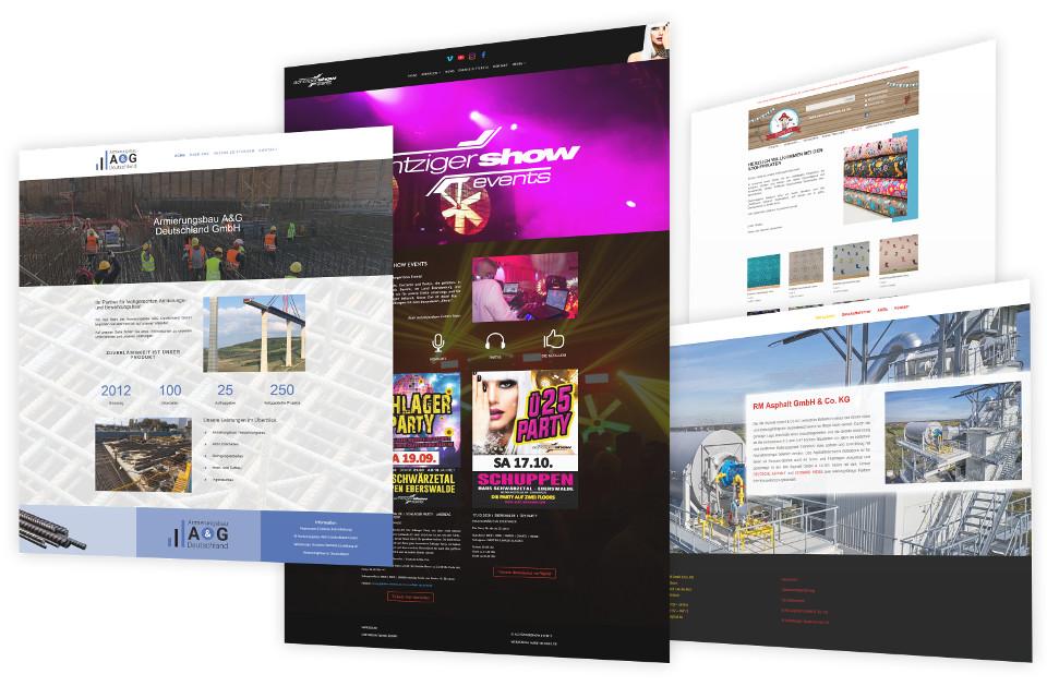 Webdesign Harz, Website und Onlineshop in Sankt Andreasberg erstellen lassen