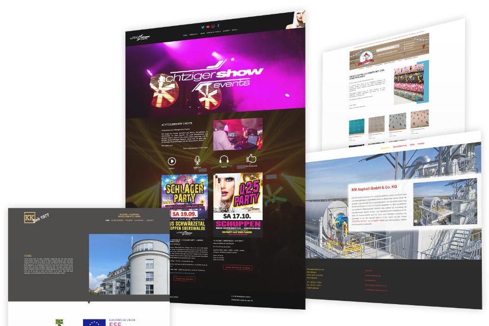 Webdesign Harz, Homepage und Webshop in Benneckenstein erstellen lassen