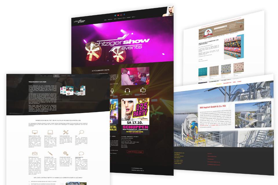 Webdesign Harz, Homepage und Onlineshop in Harbke erstellen lassen