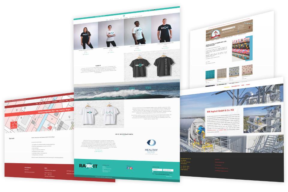 Webdesign Harz, Webseite und Onlineshop in Wettin-Löbejün erstellen lassen
