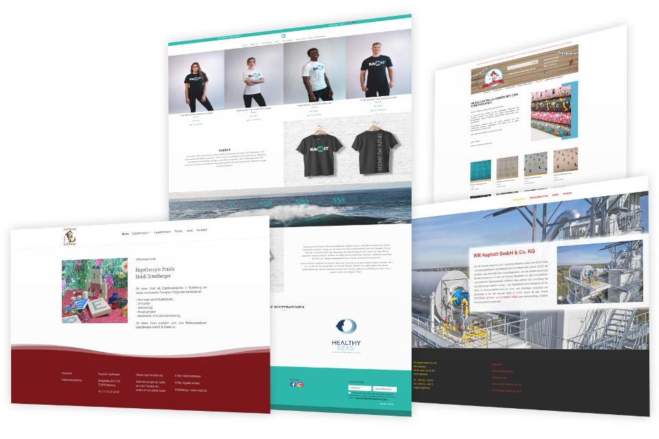 Webdesign Harz, Website und Onlineshop in Stolberg (Harz) gestalten lassen