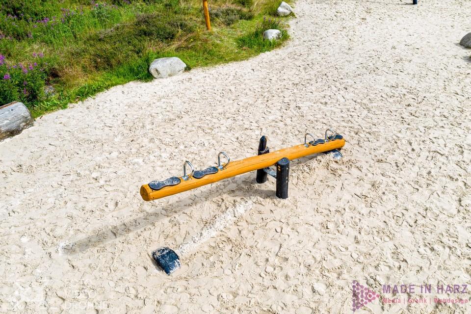 Drohnenvideo Harz Clausthal-Zellerfeld Robinsonspielplatz