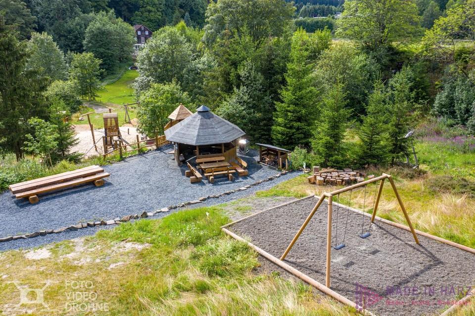 Imagevideo Harz Clausthal-Zellerfeld Robinsonspielplatz