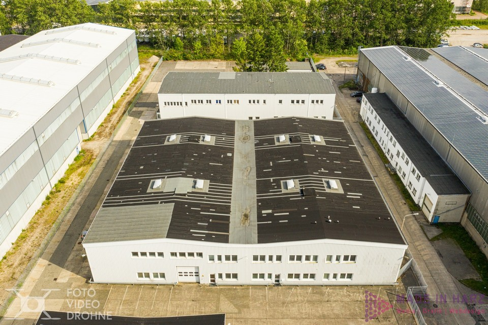 Immobilienfotografie Drohne Schwerin