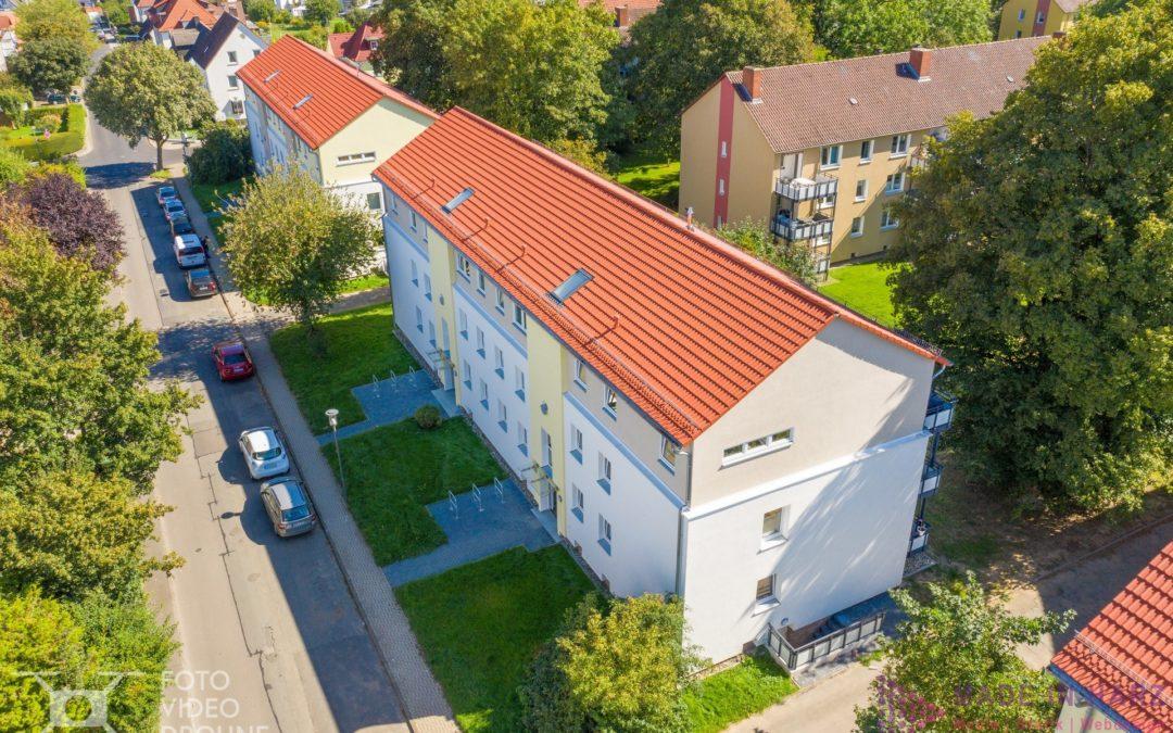 Luftaufnahmen in Kassel