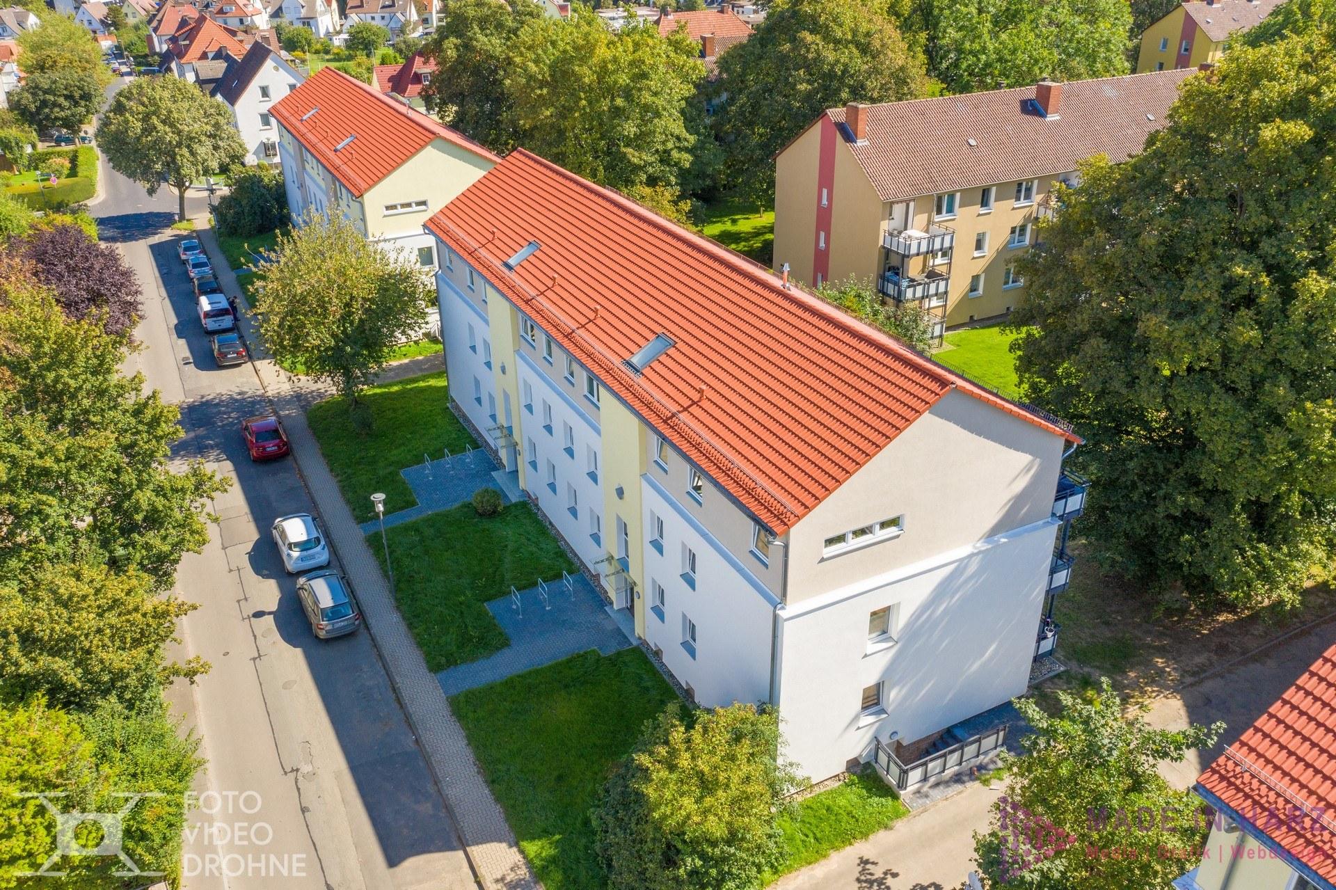 Luftaufnahmen Kassel Drohne