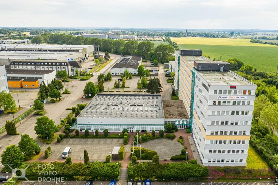 Luftaufnahmen Drohne Schwerin