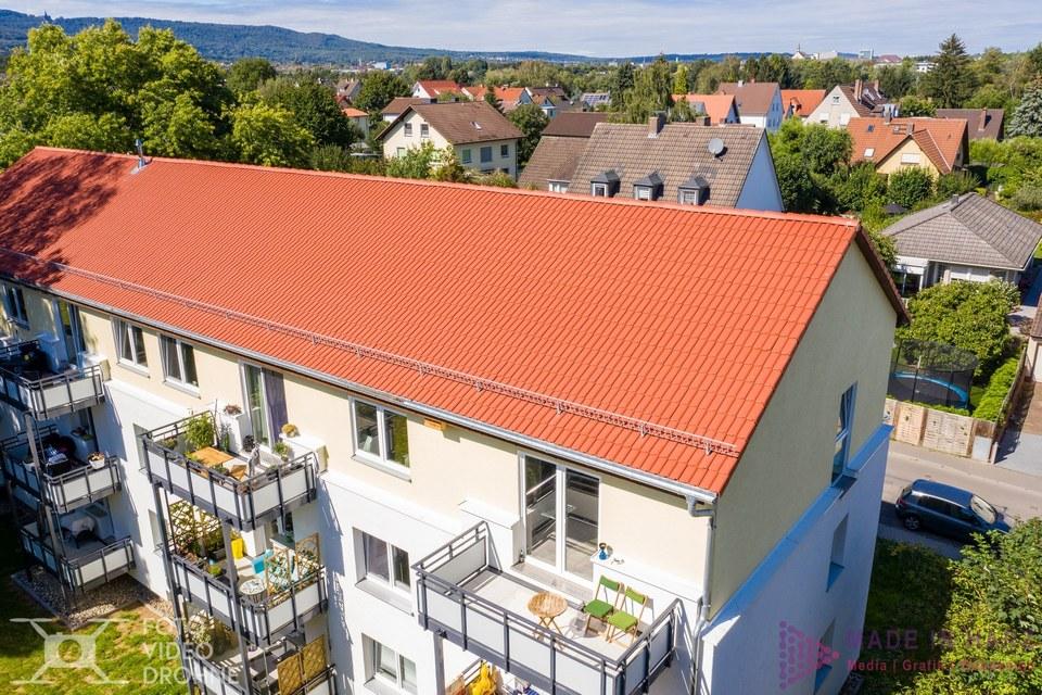 Luftbildaufnahmen Luftbilder Kassel Drohne