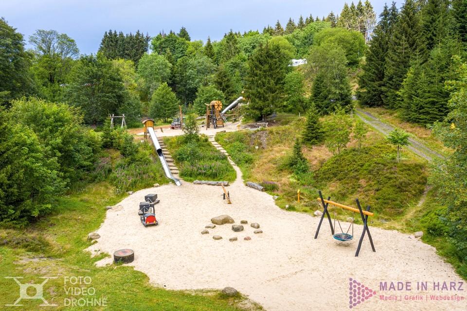 Videograf Harz Clausthal-Zellerfeld Robinsonspielplatz