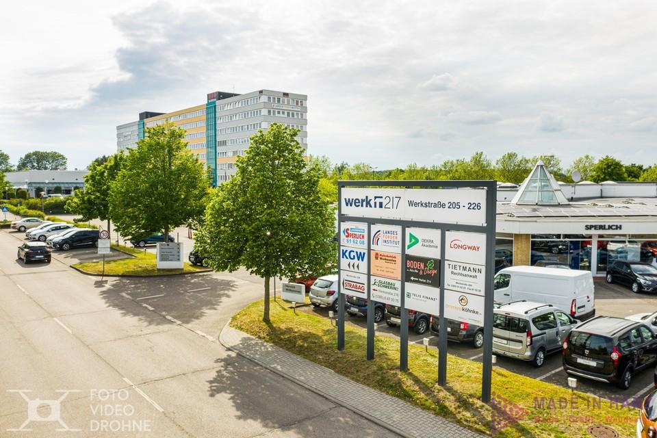 Werk217 Schwerin Luftbildfotograf Harz