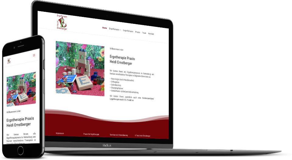 Webdesign Harz Arztpraxis