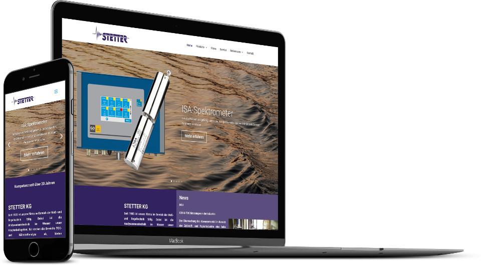 Webdesign Harz Firmenwebsite