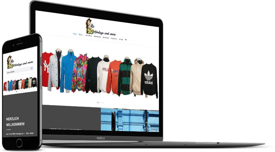Webdesign Harz Onlineshop Webshop
