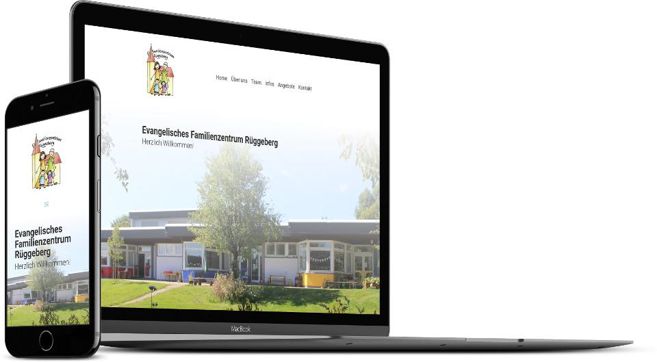 Webdesign Harz Kindergarten