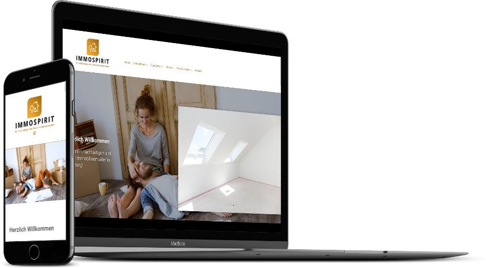 Webdesign Harz Makler